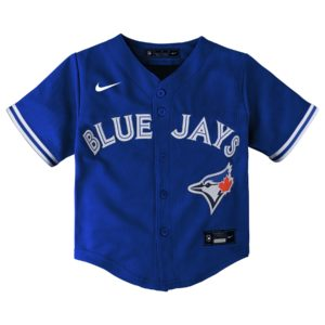 CHILD MLB Nike Royal Toronto Blue Jays Alternate Blue Replica  Jersey