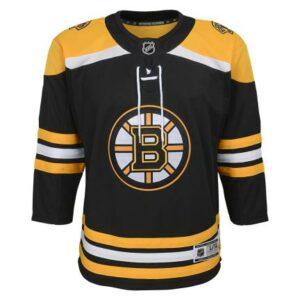 Child NHL Boston Bruins Home  Replica Jersey